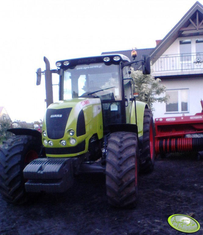 Claas Arion 610c