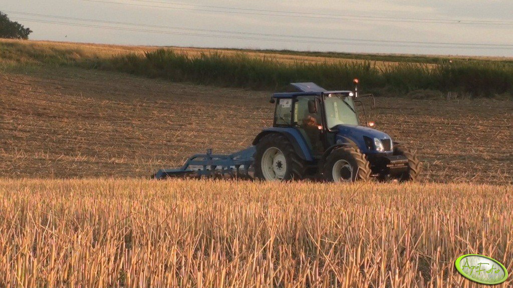 New Holland T5060 i Mandam