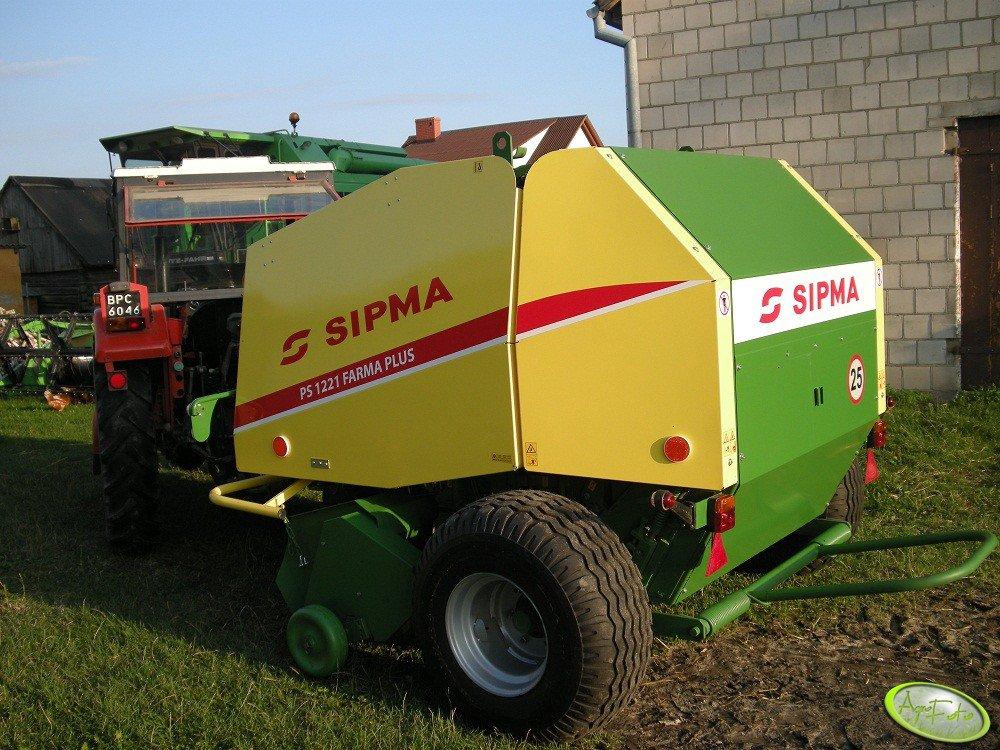 Sipma Farma Plus PS 1221