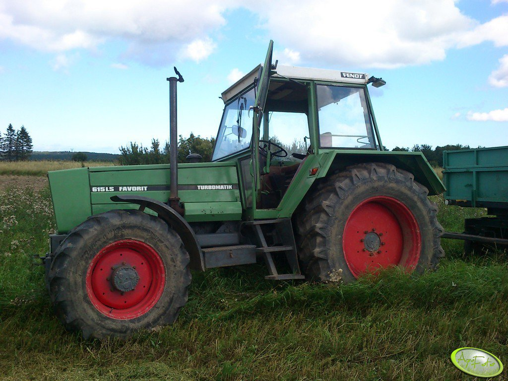 Fendt 615 LS TURBOMATIC