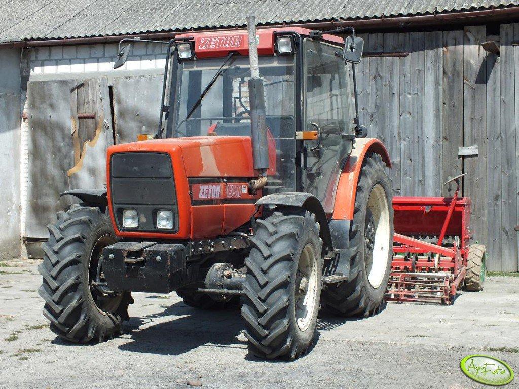 Zetor 9540