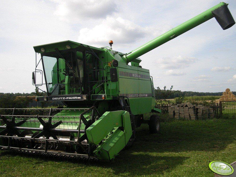 Deutz-Fahr M35.80 Agrotronic
