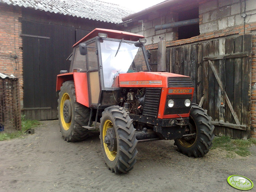 Zetor 8045