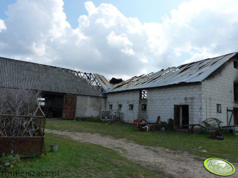 Chlewnia ze stodołą