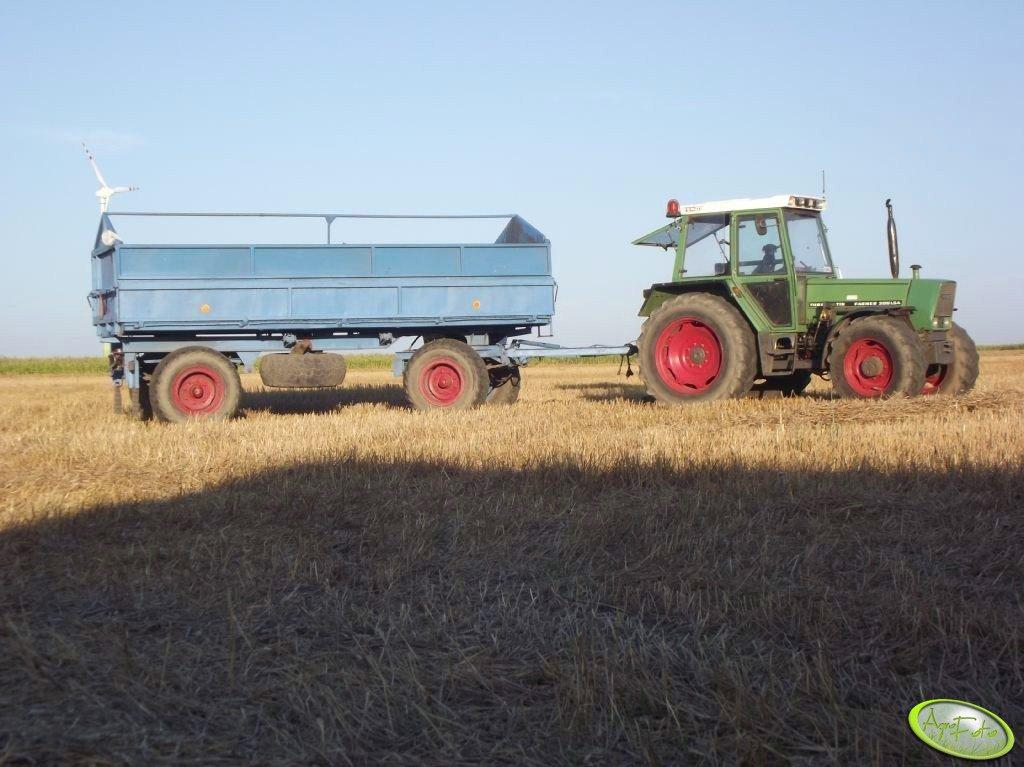 Fendt Farmer 306 LSA + HL 80.11