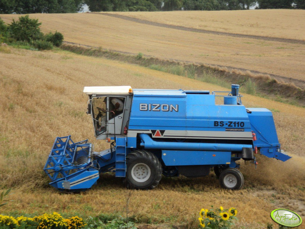 Bizon BS Z-110 Hydrostatic
