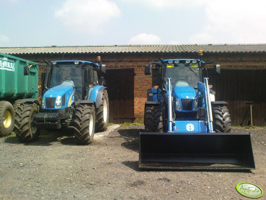 NH T5030 i T5060