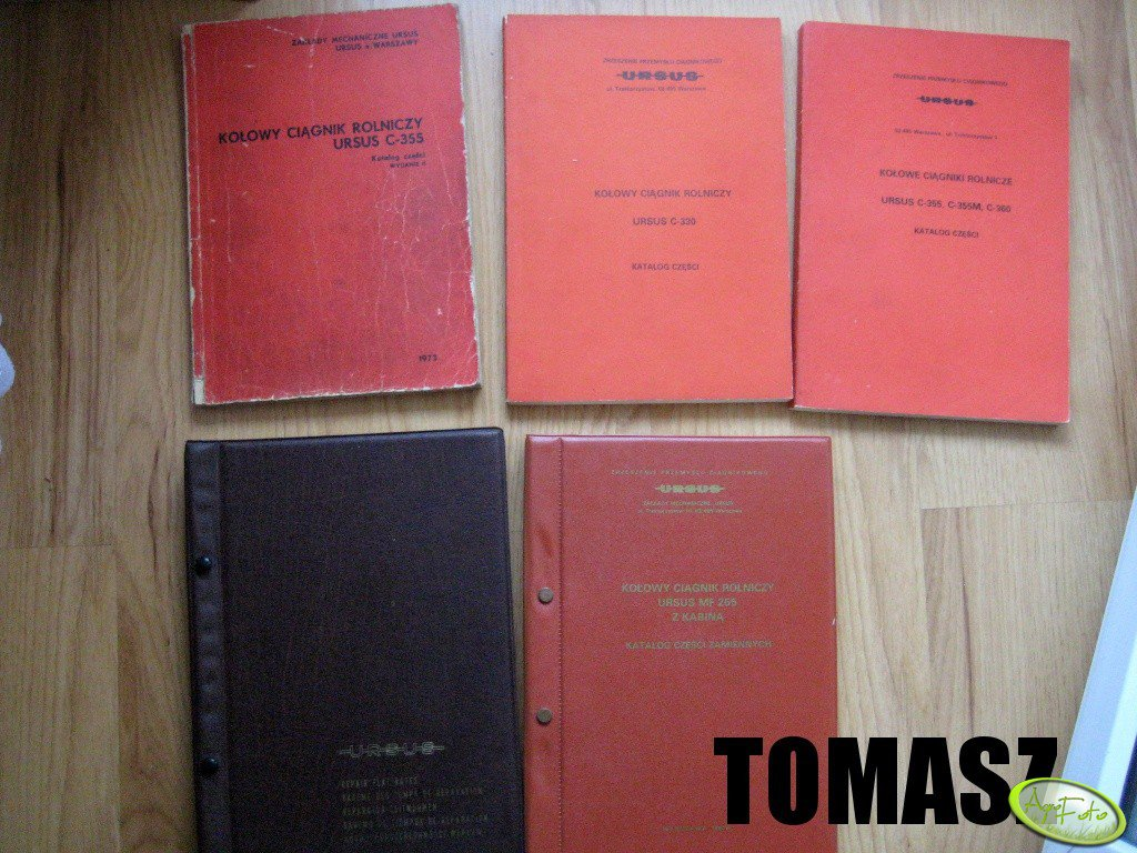 Ursus - literatura