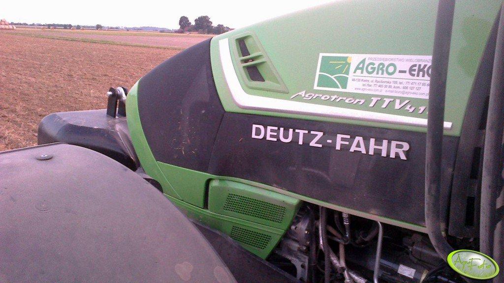 Deutz Fahr  Agrotron TTV 410