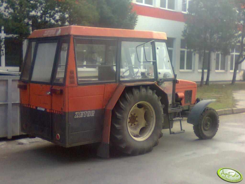 Zetor-bus