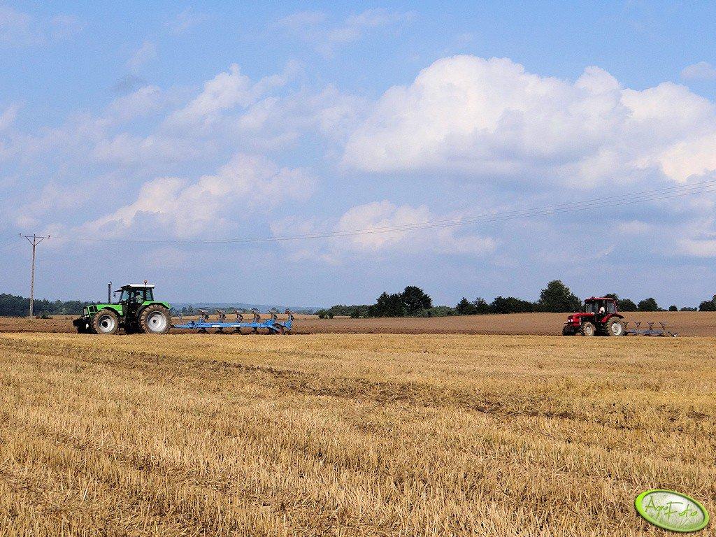 Deutz - Fahr Agrostar