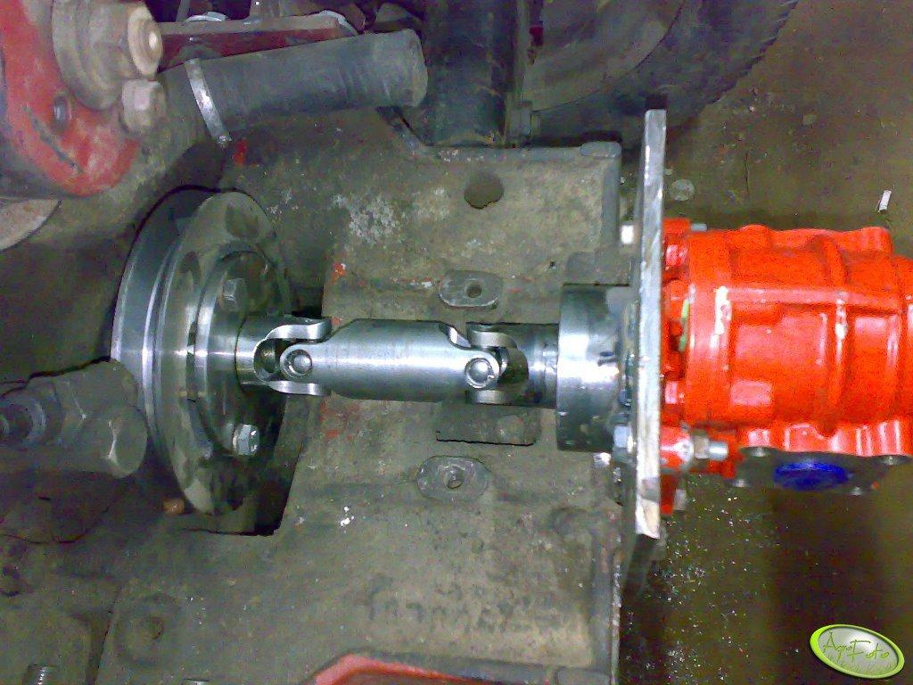 Pompa nsz 50 do C-360