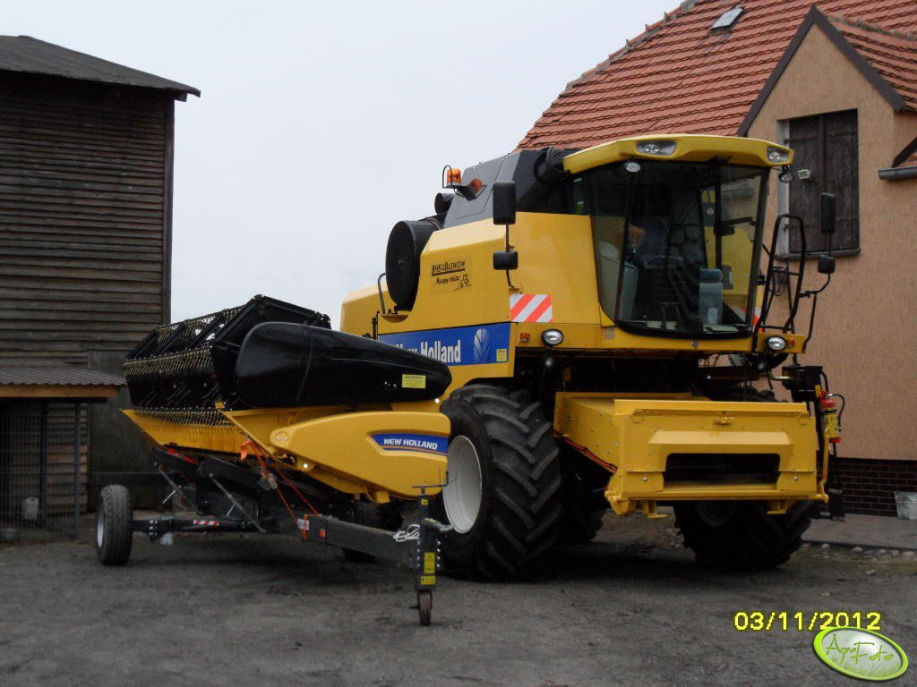 New Holland TC 5080 RS