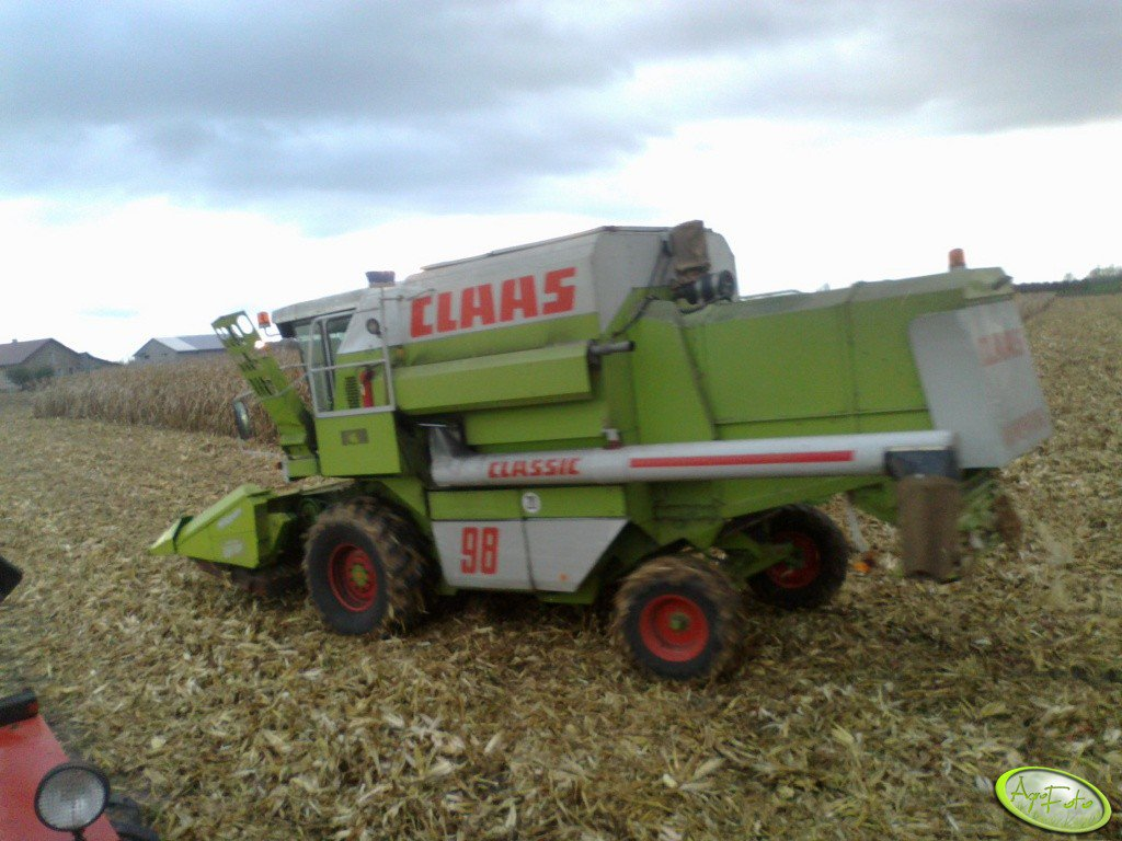 Claas Classic 98