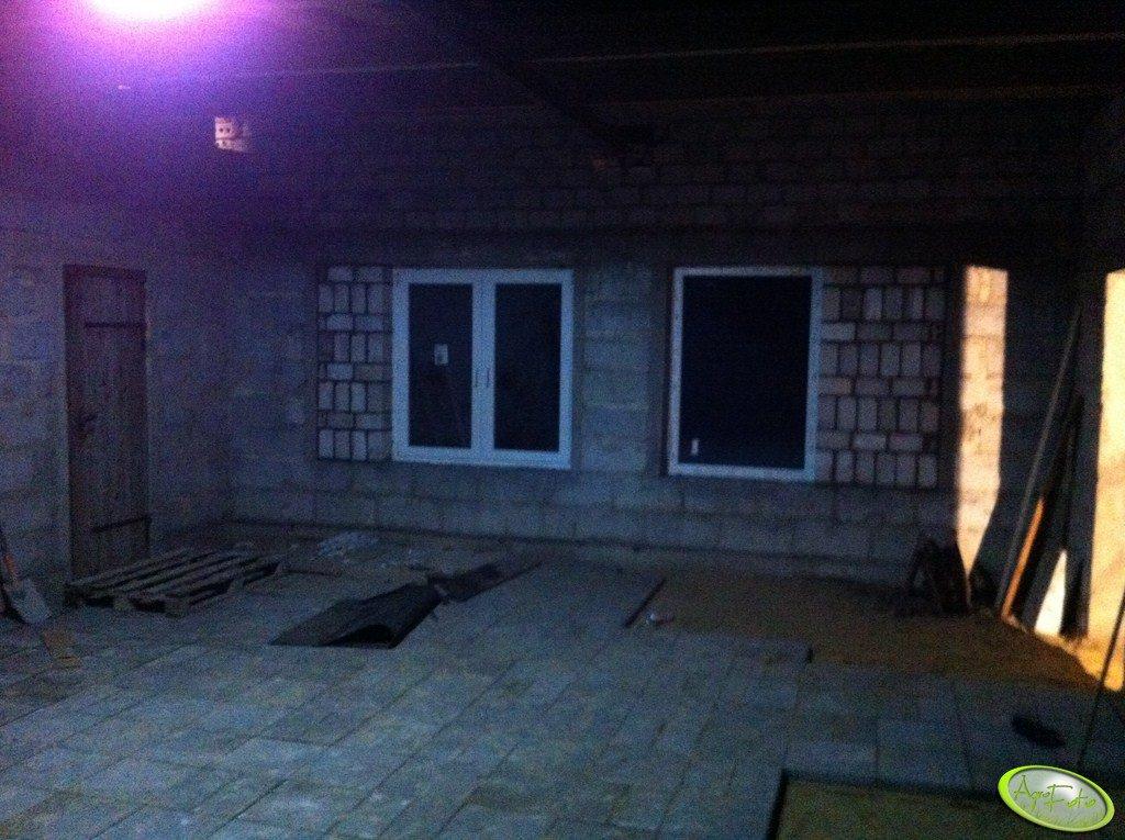Garaż (wnętrze)