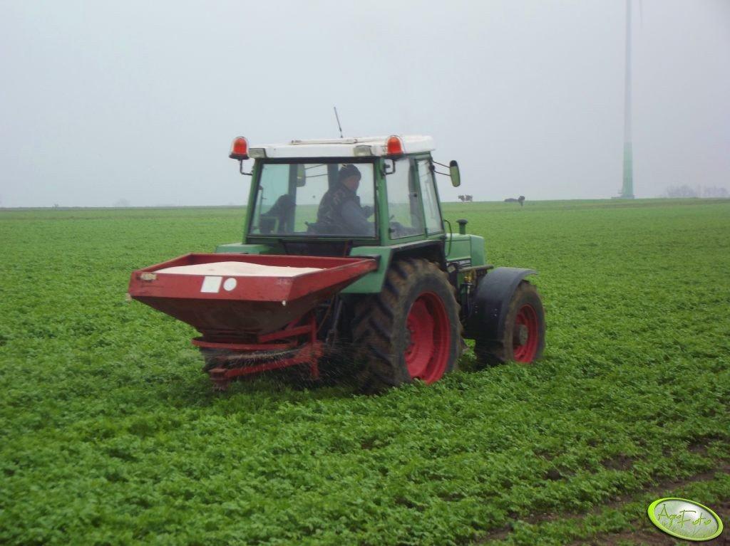 Fendt Farmer 306 LSA i Lely