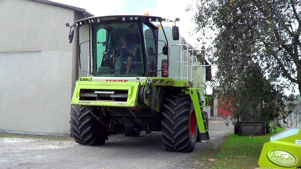 Claas Lexion 640
