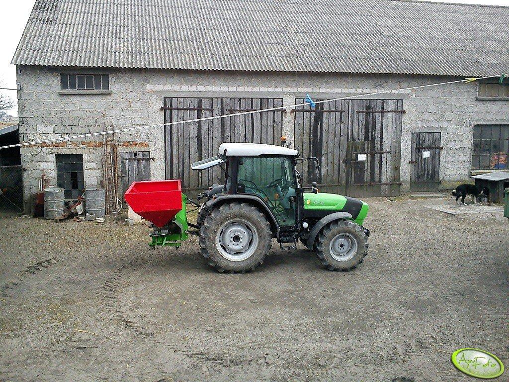 Deutz-Fahr Agroplus 310