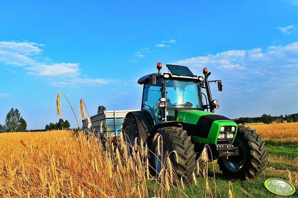 DF Agrofarm 420PL & Cynkomet X2
