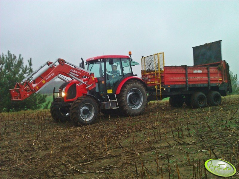Zetor Proxima Power 95 + MF