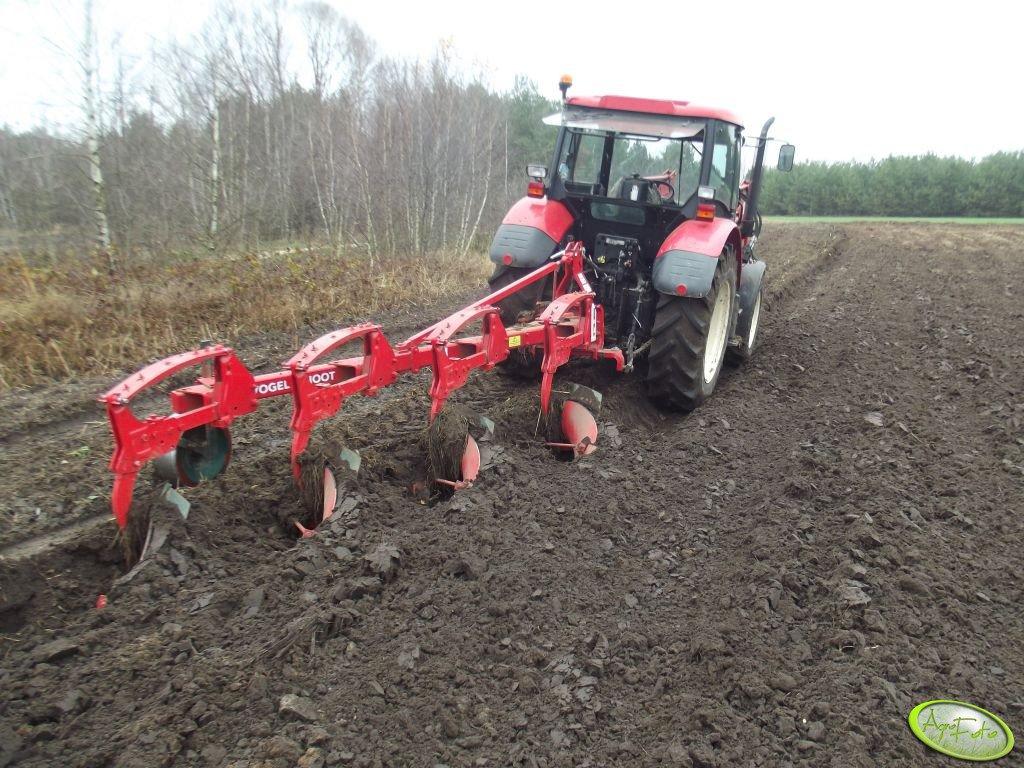 Zetor Proxima 8441 & Vogel & Noot Farmer3S M950 ST