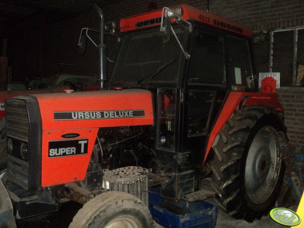 Ursus 4512 Turbo
