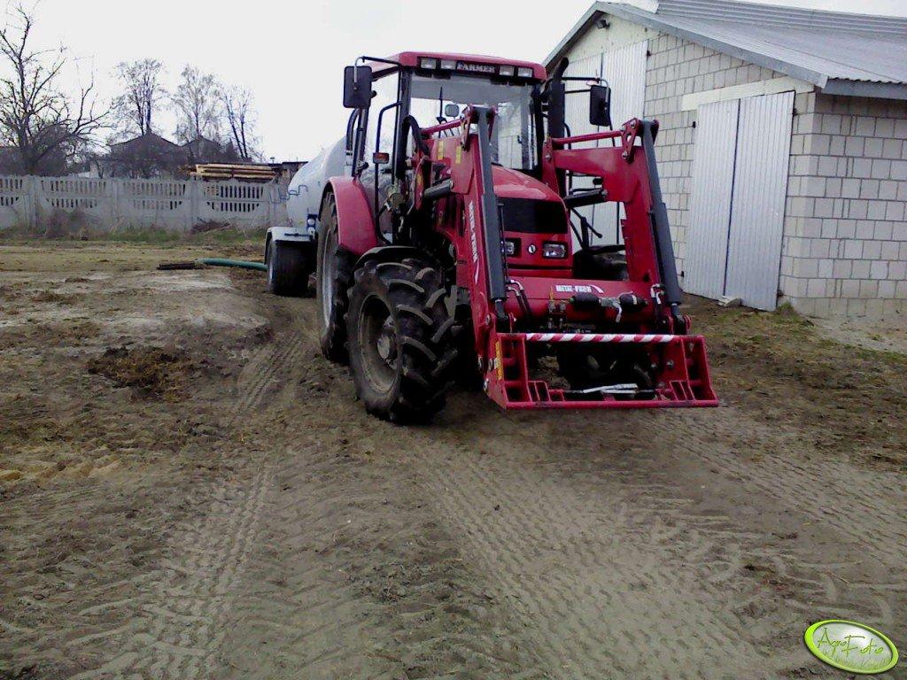 Farmer 9258 TE + Meprozet-PN 50