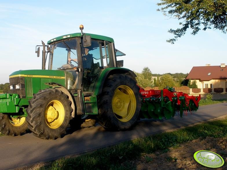 JD 6300 + Ares TXL