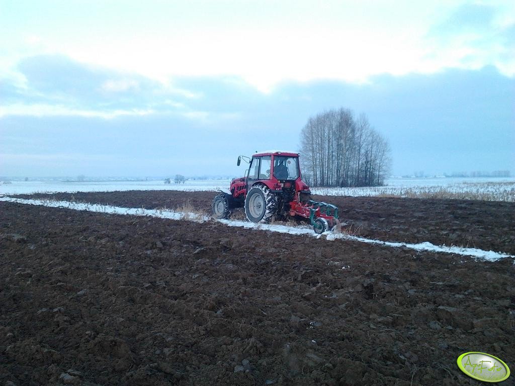 Pronar 1221A & Kverneland AB100