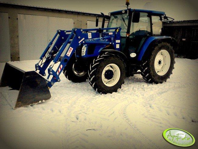 New Holland T5040 Agromasz Ł106A