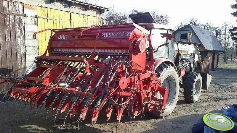 Farmer 8244 C2 + Unia s 400/3 Famarol