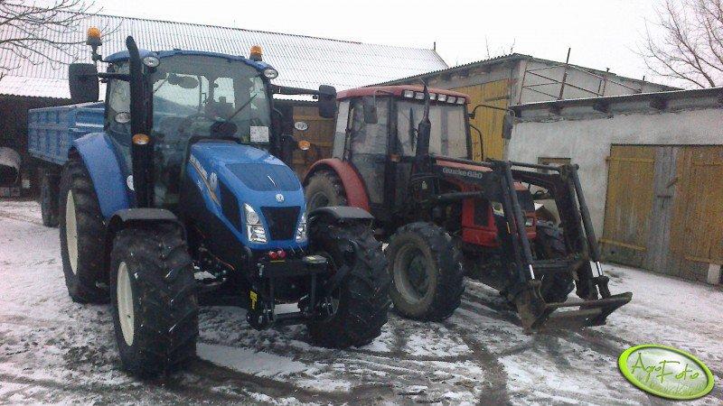 New Holland T5 105 i Farmer 8244 c2