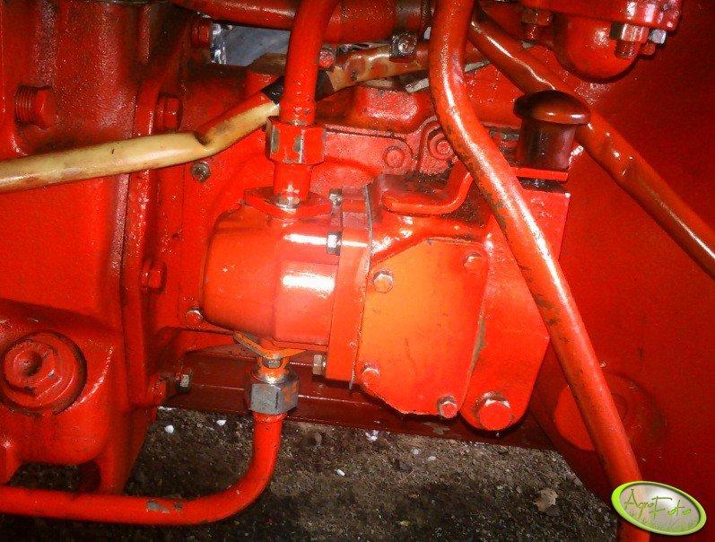 T-25 - Nowa pompa hydrauliczna