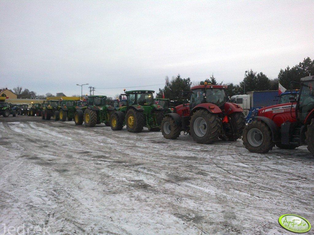 Protest rolnikow