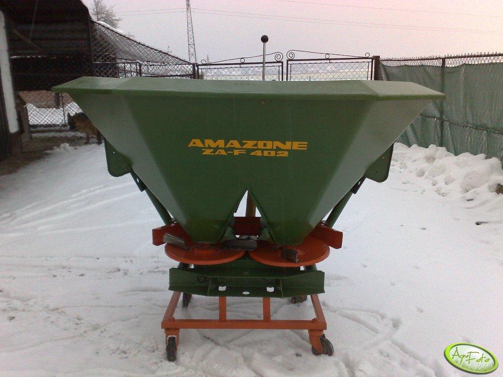 Amazone ZA-F 402