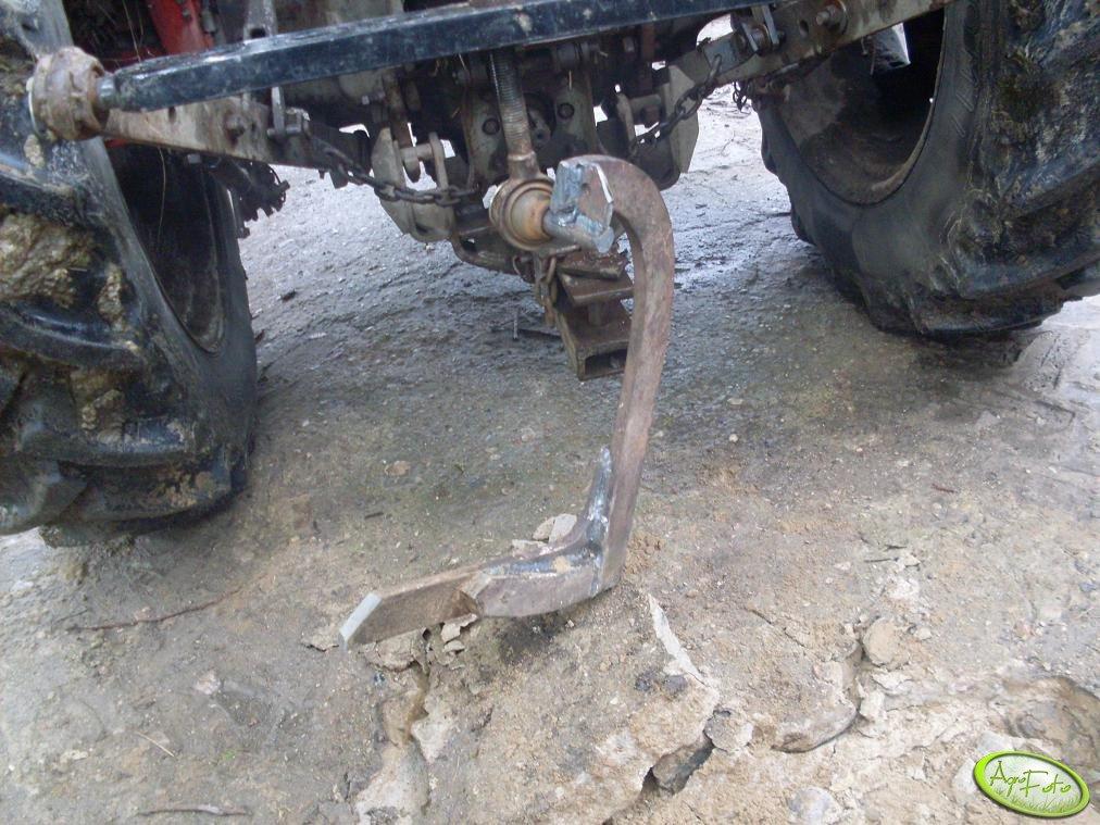 Hak do rozkruszania betonu