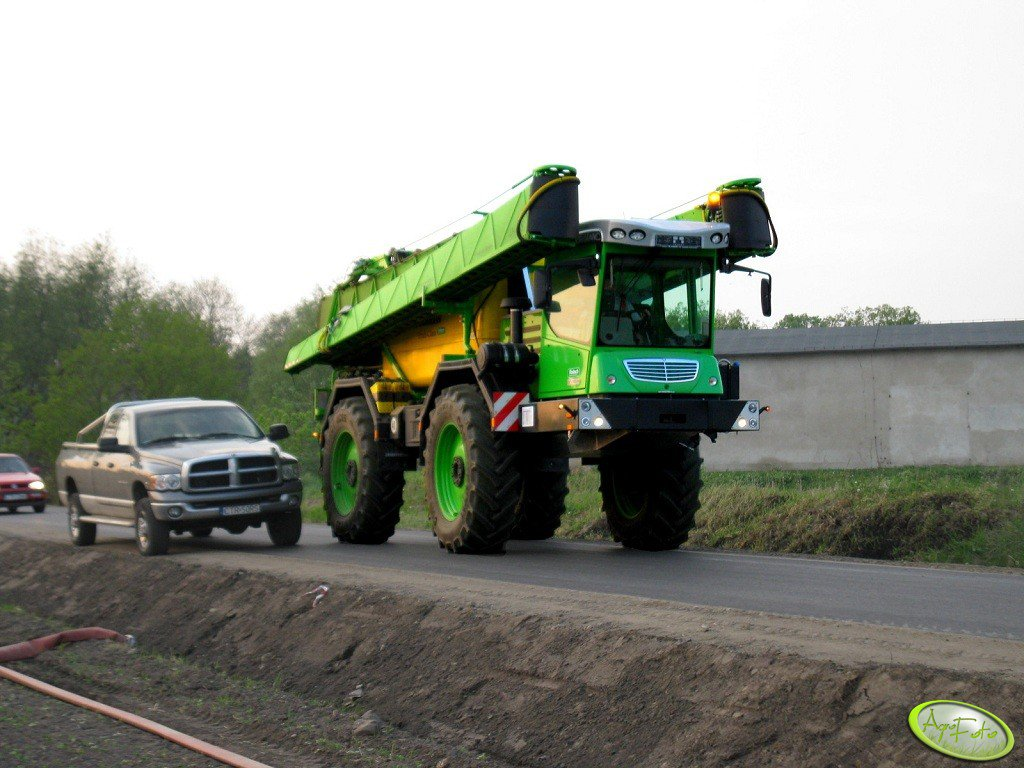 Dammann-trac DT 2500 H