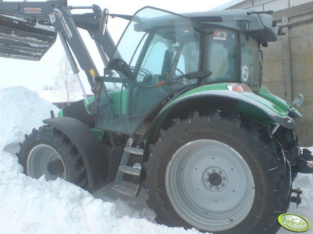 DF Agrotron K420