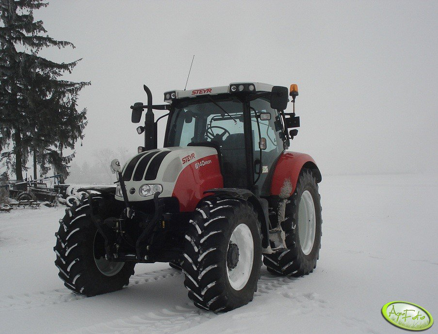 Steyr 6140 Profi