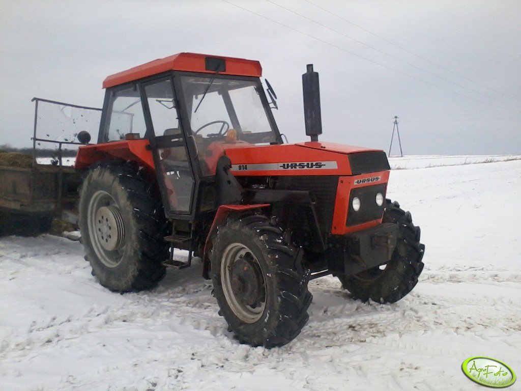 Ursus 914