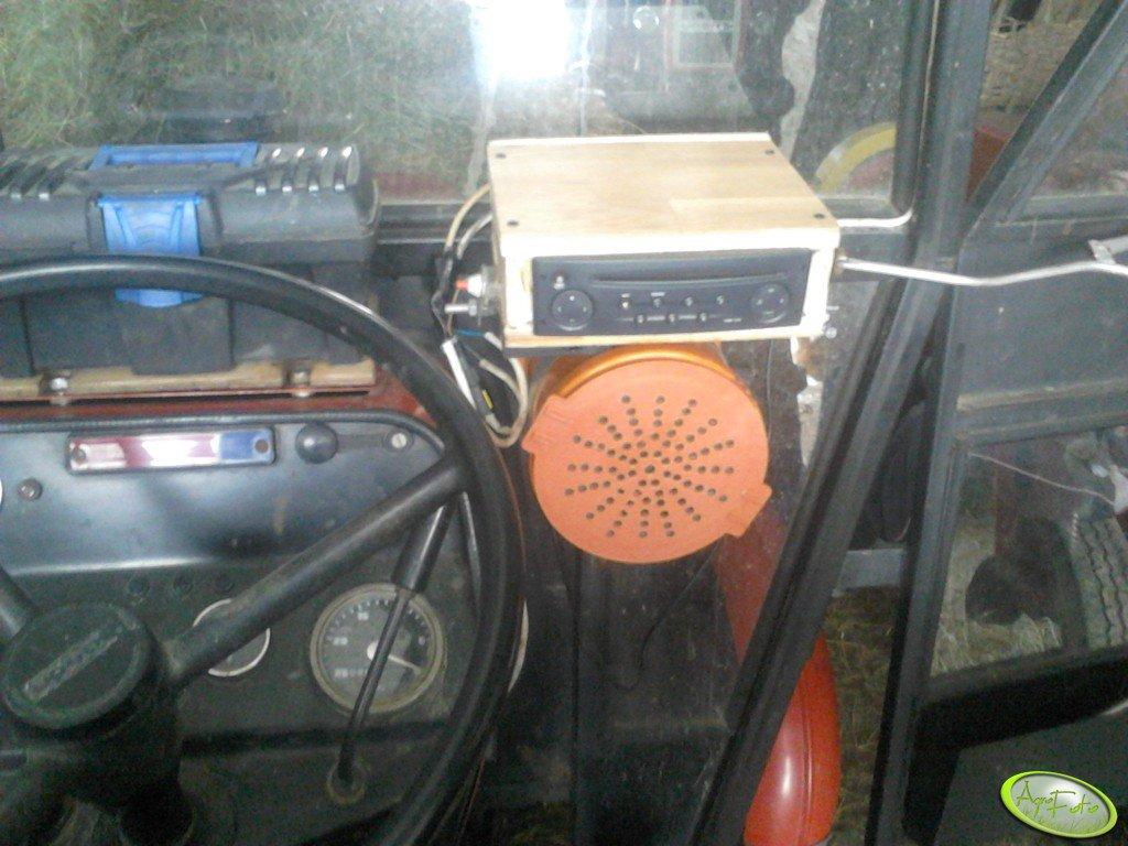 Ursus 3512 radio renault