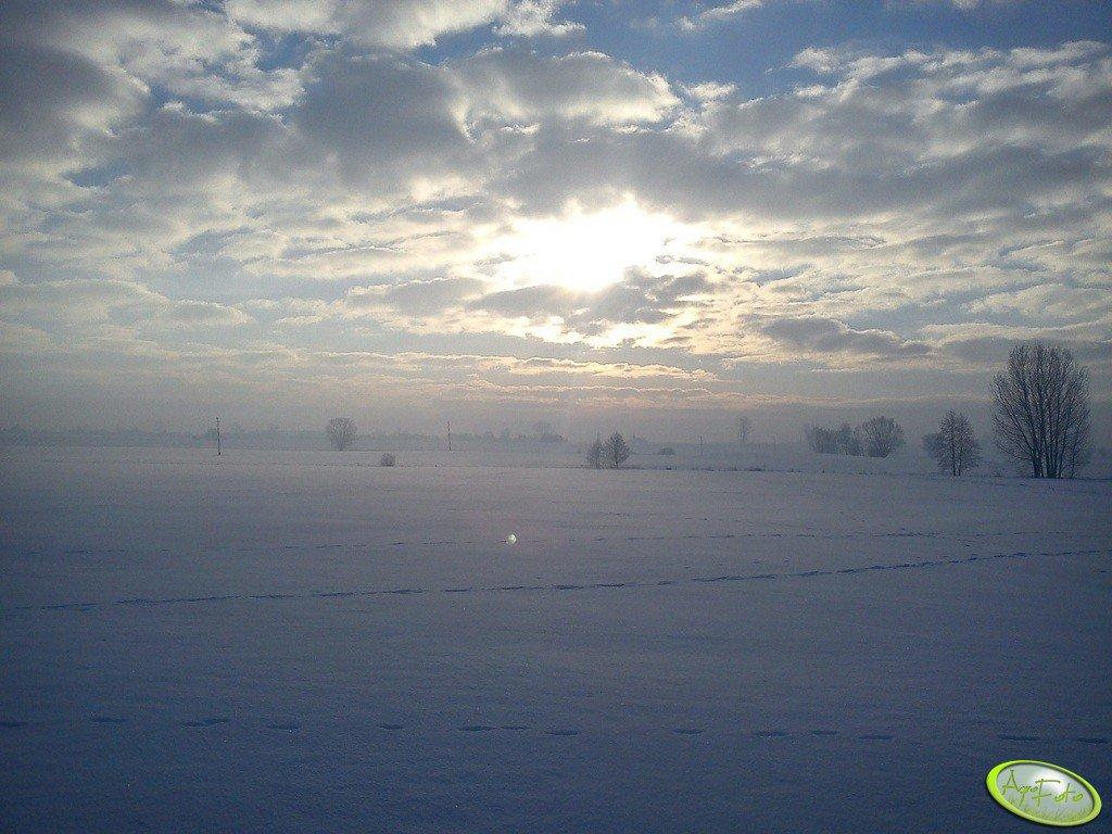 Okolice Zimą