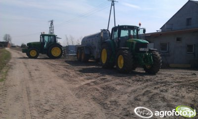 John Deere 6130 i 6930