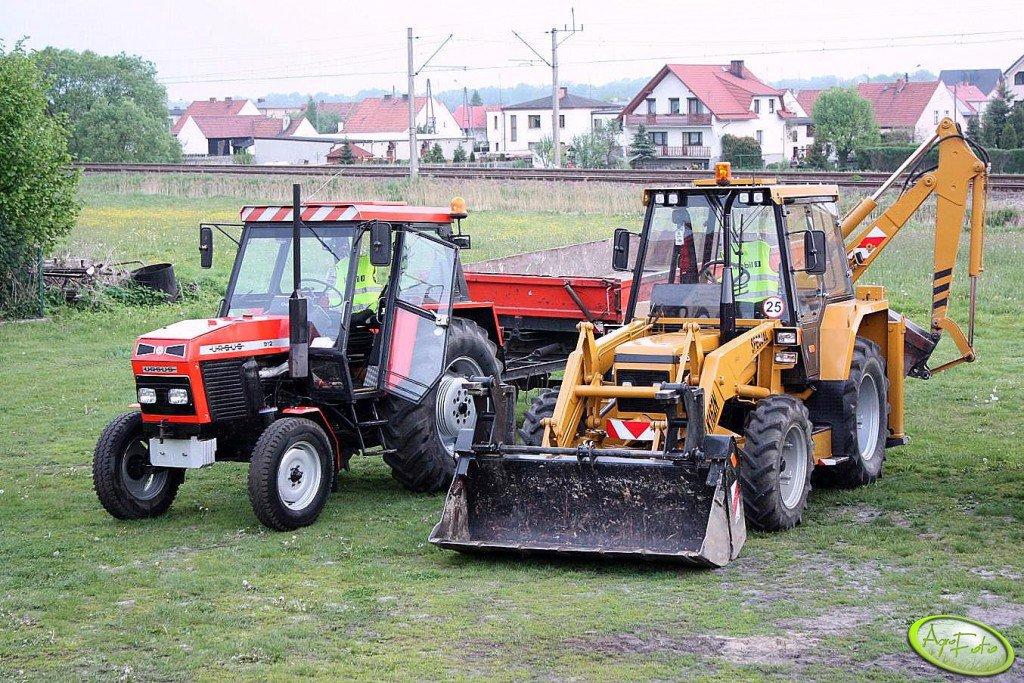 Ursus 912 & Zetor K162N