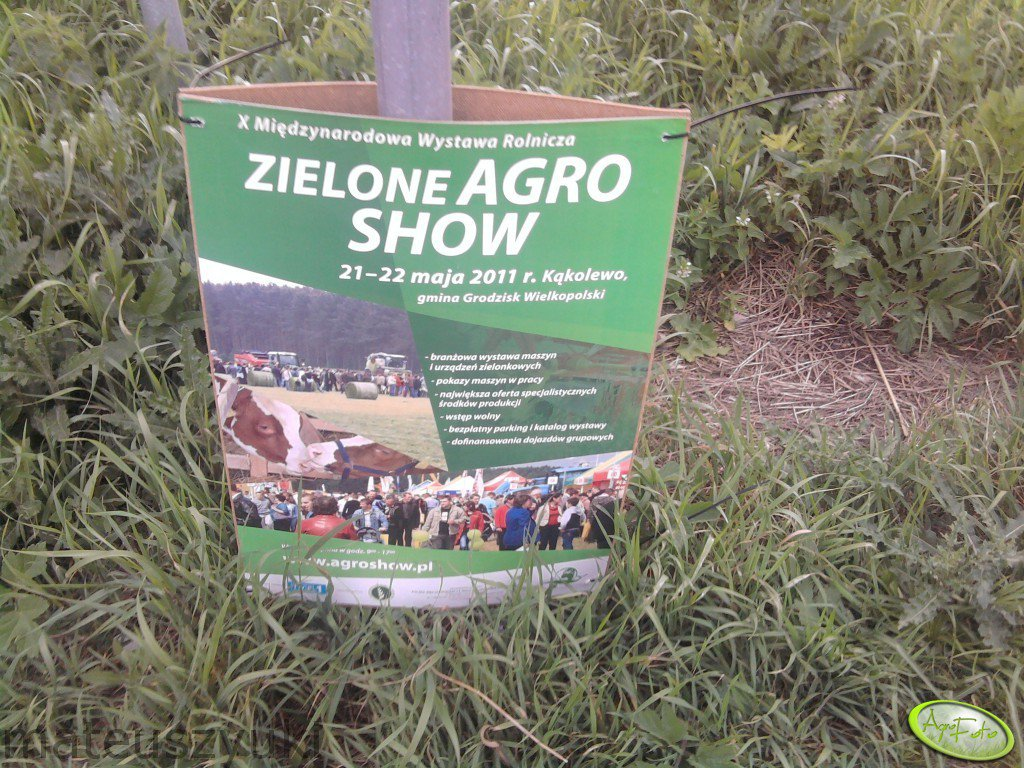 Zielone Agro Show 2011