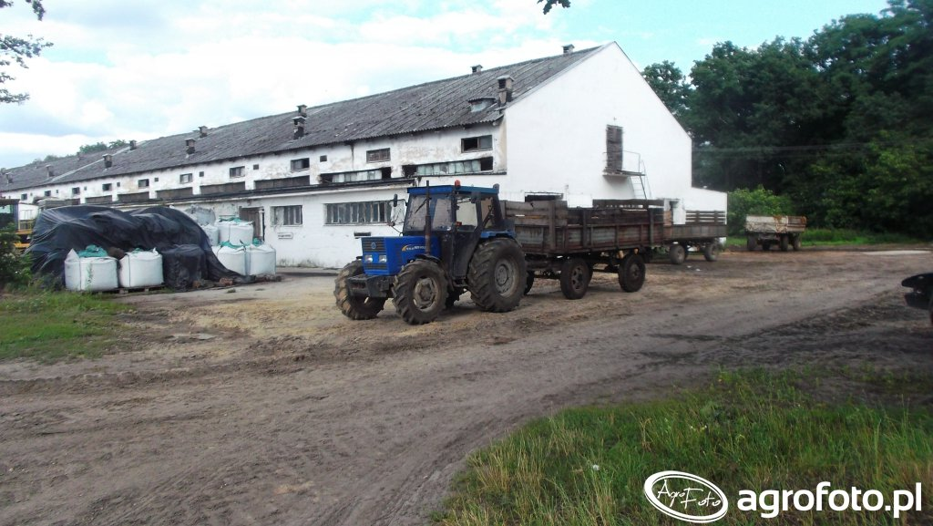 New Holland 70-56DT
