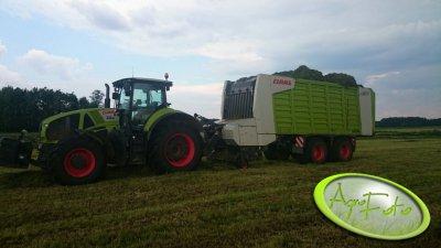 Axion 930 & Cargos 9500