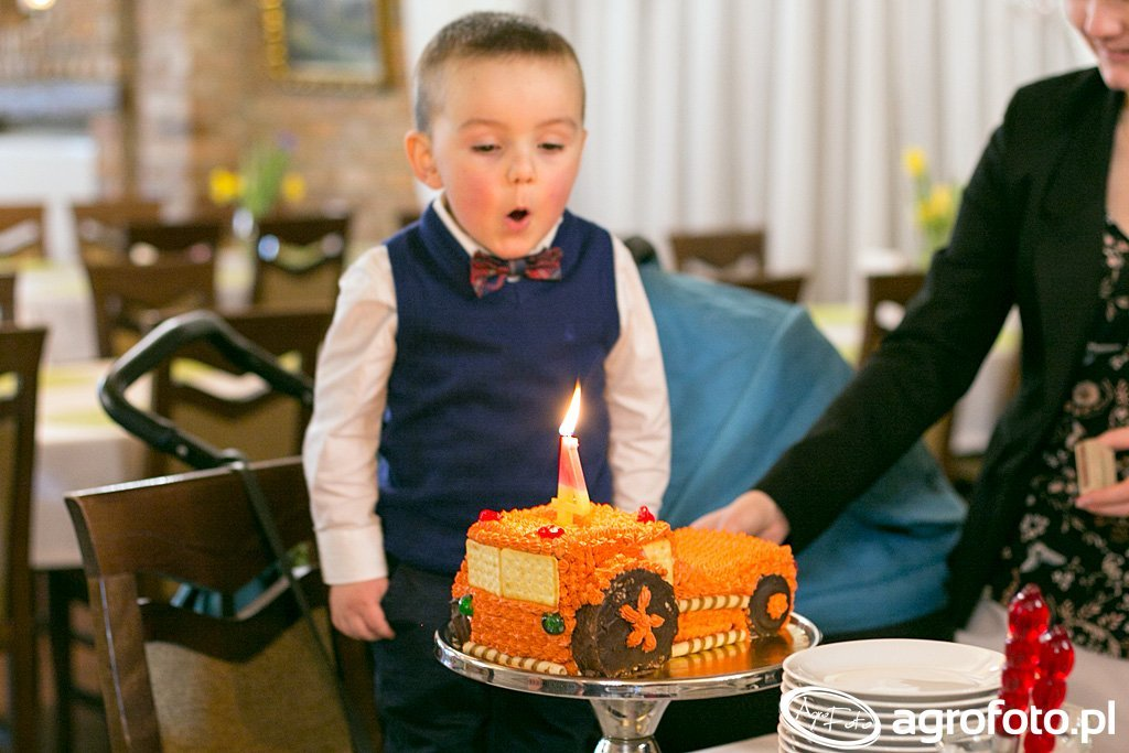 Kubota na 4-te urodziny