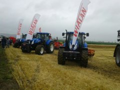 New Holland T7 200, T7 270, T6 175