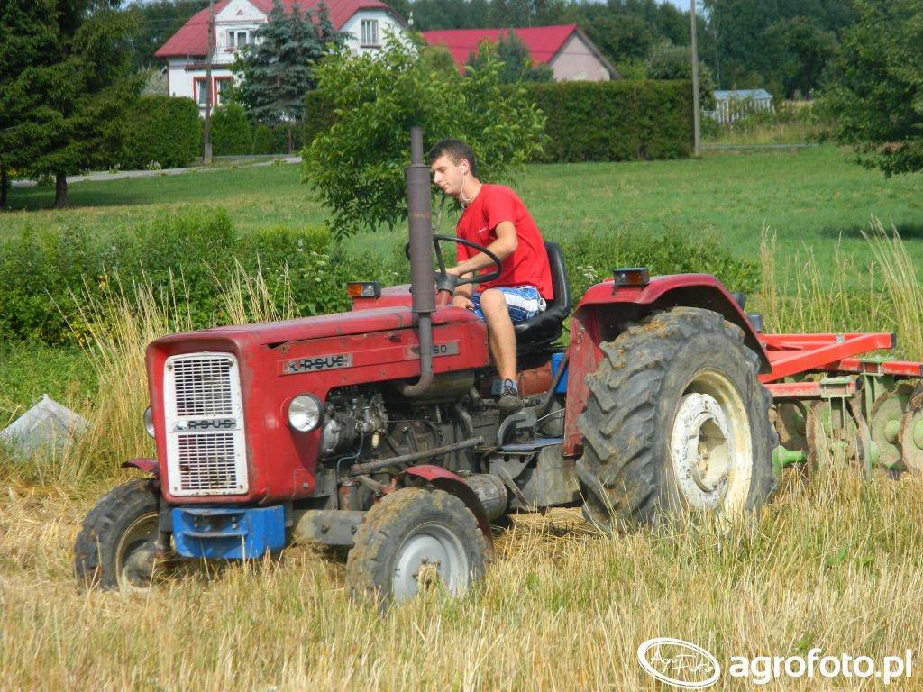 Ursus c360 i Grass-Rol